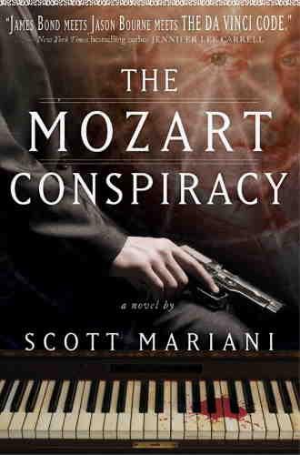 Скотт Мариани. Заговор Моцарта