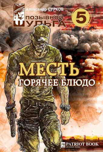 Александр Сурков. Позывной «Шульга» 5. Месть – горячее блюдо