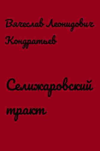 Вячеслав Кондратьев. Андрей Шергин 3. Селижаровский тракт